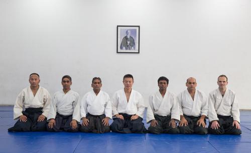 Aikido Seminar with Shihan Fujimaki Hiroshi_December,2018