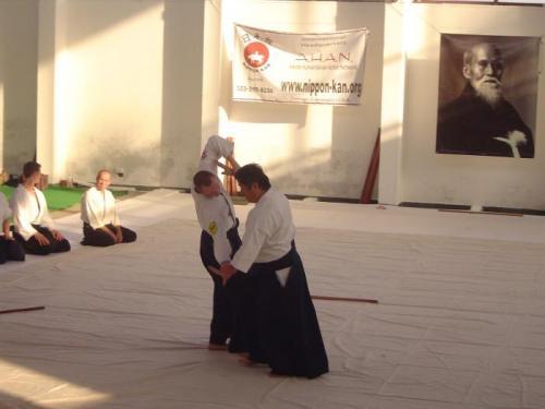 Aikido seminar 077